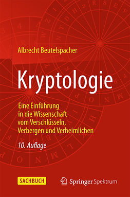 Beutelspacher, Albrecht - Kryptologie, ebook