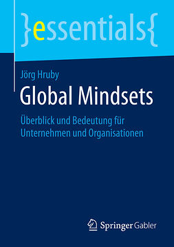 Hruby, Jörg - Global Mindsets, ebook