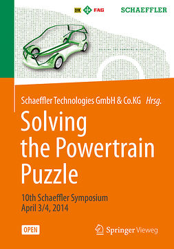 KG, Schaeffler Technologies GmbH & Co. - Solving the Powertrain Puzzle, e-bok