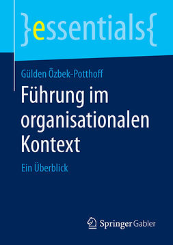 Özbek-Potthoff, Gülden - Führung im organisationalen Kontext, ebook