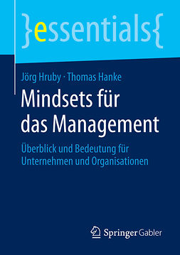 Hanke, Thomas - Mindsets für das Management, ebook