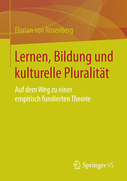 Rosenberg, Florian von - Lernen, Bildung und kulturelle Pluralität, ebook