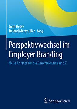 Hesse, Gero - Perspektivwechsel im Employer Branding, ebook