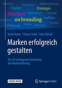 Aaker, David - Marken erfolgreich gestalten, ebook
