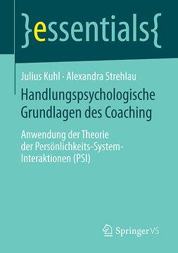 Kuhl, Julius - Handlungspsychologische Grundlagen des Coaching, ebook