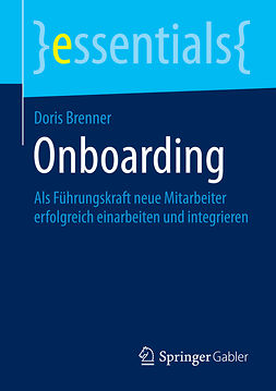 Brenner, Doris - Onboarding, ebook
