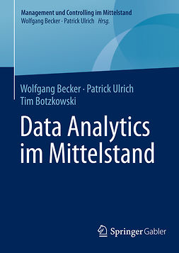 Becker, Wolfgang - Data Analytics im Mittelstand, ebook