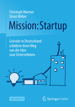 Warmer, Christoph - Mission: Startup, ebook