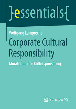 Lamprecht, Wolfgang - Corporate Cultural Responsibility, ebook