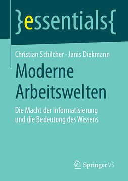 Diekmann, Janis - Moderne Arbeitswelten, ebook