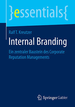 Kreutzer, Ralf T. - Internal Branding, ebook