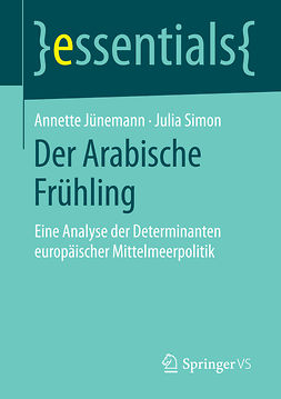 Jünemann, Annette - Der Arabische Frühling, e-bok