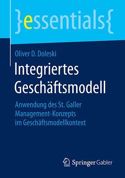 Doleski, Oliver D. - Integriertes Geschäftsmodell, ebook