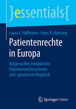Hartweg, Hans-R. - Patientenrechte in Europa, ebook