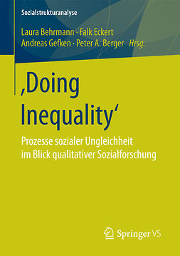 Behrmann, Laura - 'Doing Inequality', ebook
