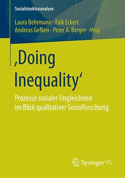 Behrmann, Laura - 'Doing Inequality', e-bok