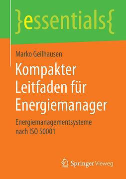 Geilhausen, Marko - Kompakter Leitfaden für Energiemanager, ebook