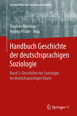 Moebius, Stephan - Handbuch Geschichte der deutschsprachigen Soziologie, ebook