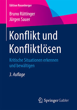 Rüttinger, Bruno - Konflikt und Konfliktlösen, ebook