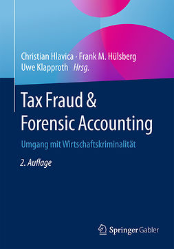 Hlavica, Christian - Tax Fraud & Forensic Accounting, ebook