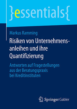 Ramming, Markus - Risiken von Unternehmensanleihen und ihre Quantifizierung, ebook