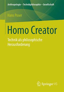 Poser, Hans - Homo Creator, ebook