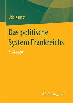 Kempf, Udo - Das politische System Frankreichs, ebook