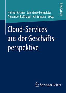 Krcmar, Helmut - Cloud-Services aus der Geschäftsperspektive, ebook