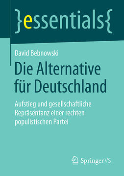 Bebnowski, David - Die Alternative für Deutschland, ebook