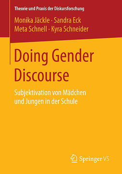 Eck, Sandra - Doing Gender Discourse, ebook