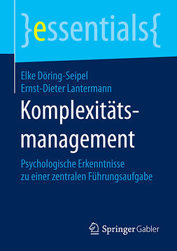 Döring-Seipel, Elke - Komplexitätsmanagement, ebook