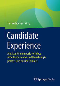 Verhoeven, Tim - Candidate Experience, e-bok