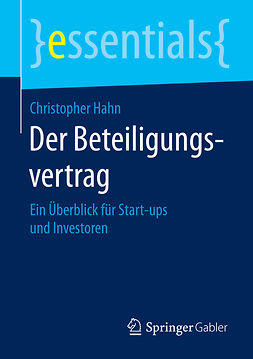 Hahn, Christopher - Der Beteiligungsvertrag, ebook