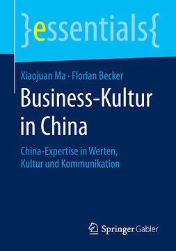 Becker, Florian - Business-Kultur in China, ebook