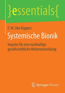 Küppers, E. W. Udo - Systemische Bionik, ebook