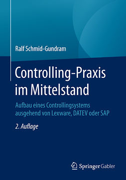 Schmid-Gundram, Ralf - Controlling-Praxis im Mittelstand, ebook