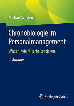 Wieden, Michael - Chronobiologie im Personalmanagement, ebook