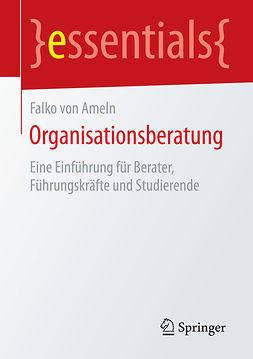 Ameln, Falko von - Organisationsberatung, ebook