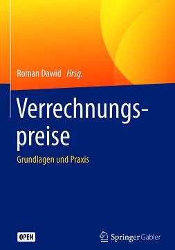 Dawid, Roman - Verrechnungspreise, ebook