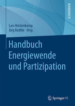 Holstenkamp, Lars - Handbuch Energiewende und Partizipation, e-bok