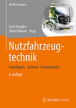 Breuer, Stefan - Nutzfahrzeugtechnik, ebook