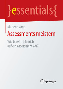 Vogt, Marlène - Assessments meistern, ebook