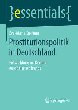 Euchner, Eva-Maria - Prostitutionspolitik in Deutschland, ebook