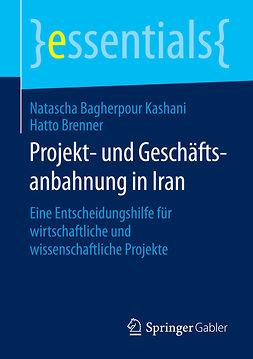 Brenner, Hatto - Projekt- und Geschäftsanbahnung in Iran, ebook