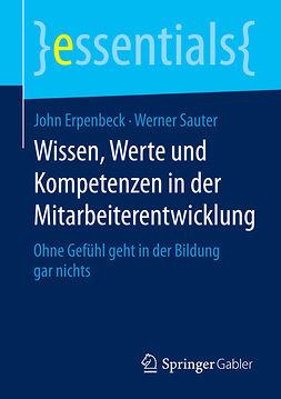 Erpenbeck, John - Wissen, Werte und Kompetenzen in der Mitarbeiterentwicklung, ebook