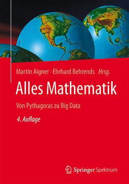 Aigner, Martin - Alles Mathematik, e-bok