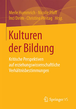 Dirim, İnci - Kulturen der Bildung, ebook