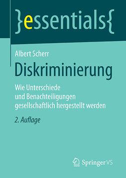 Scherr, Albert - Diskriminierung, ebook