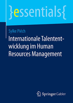 Piéch, Sylke - Internationale Talententwicklung im Human Resources Management, e-kirja
