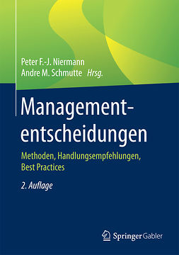 Niermann, Peter F.-J. - Managemententscheidungen, ebook